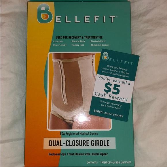 bellefit Other - Brand New Bellefit Dual-Closure Gridle